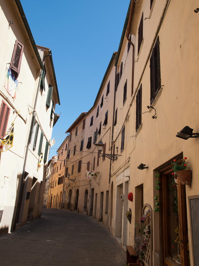 Download Massa Marittima,Italy stock photo. Image of massa, building - 33738014
