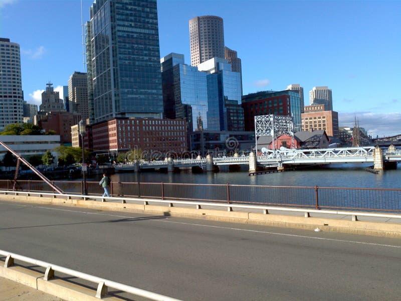 Massachusettes της Βοστώνης στοκ φωτογραφία με δικαίωμα ελεύθερης χρήσης