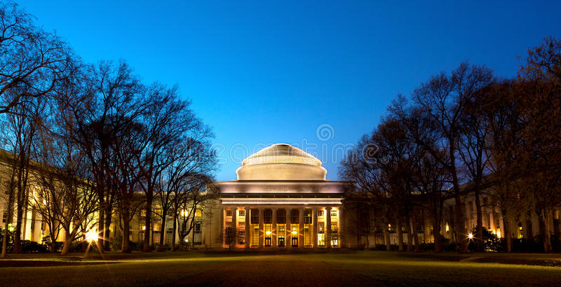 Download Massachusetts Institute Of Technology Stock Image - Image: 24119467