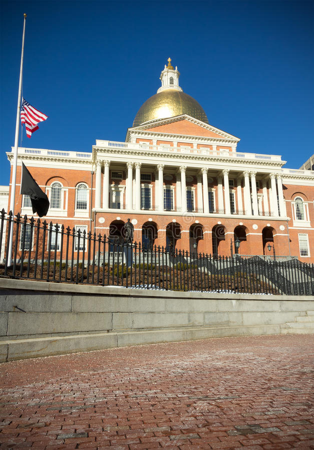 Download Massachusetts State House editorial image. Image of capital - 17901200