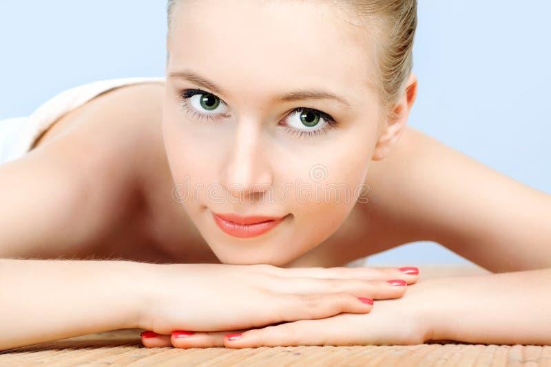Massage lizenzfreies stockfoto