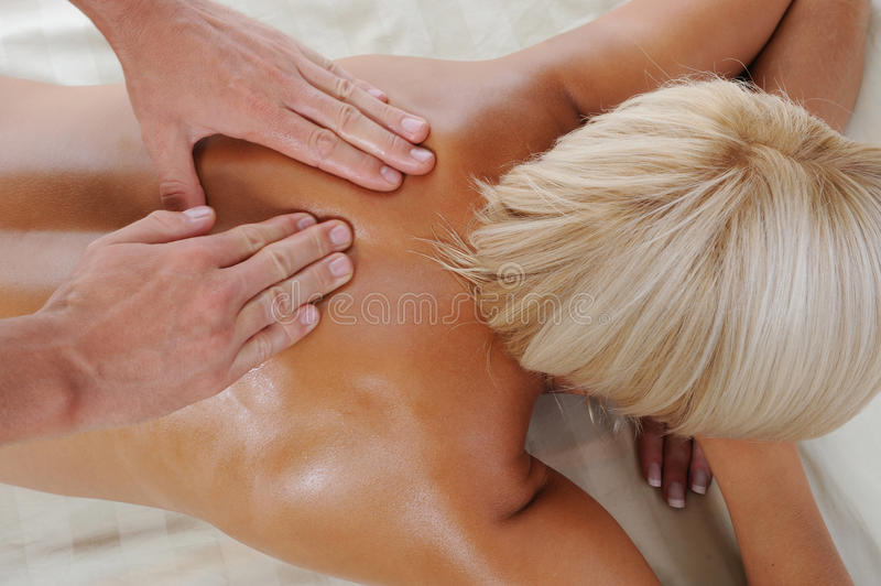 Download Massage stock image. Image of attractive, background - 16037121