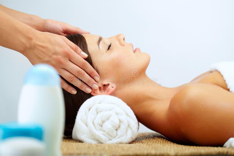 At massage stock photos