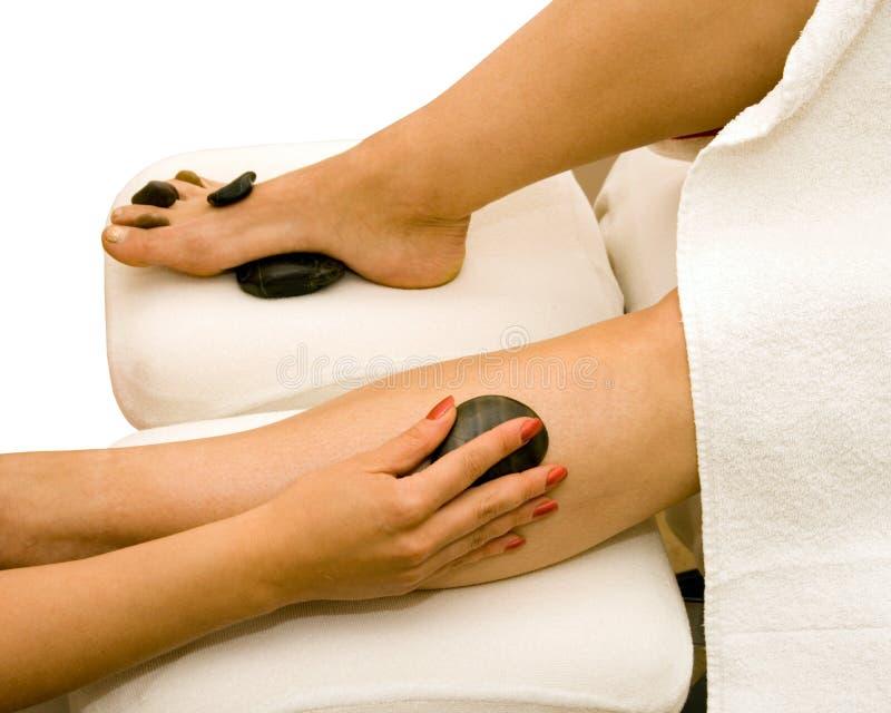 Massage stock afbeeldingen