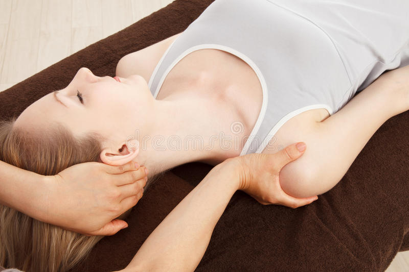 Download Massage Stock Photography - Image: 25842052