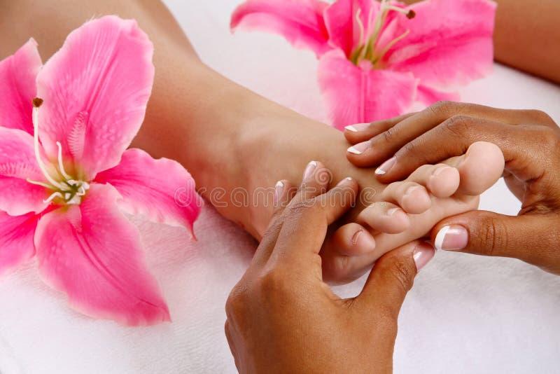 Massage royalty free stock image