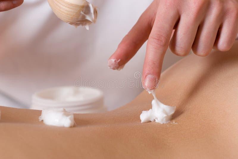 Massage #27 stock photography
