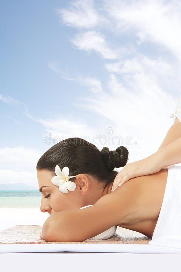 Massage royalty free stock images