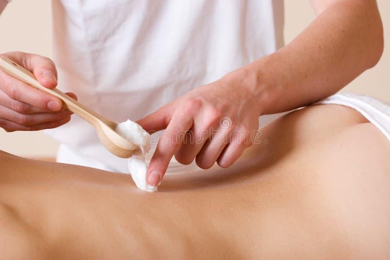 massage 28 arkivfoton