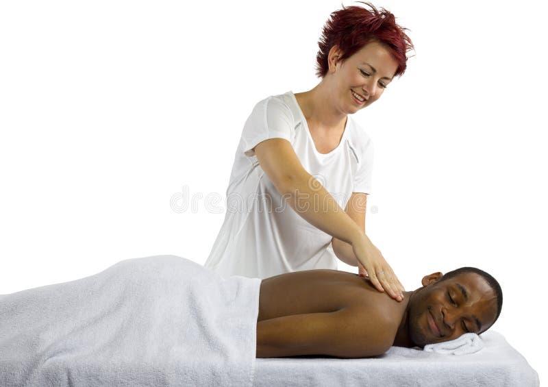 Massage images stock