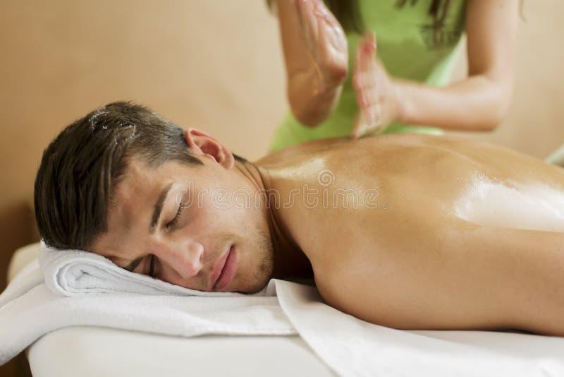 Massage photo stock