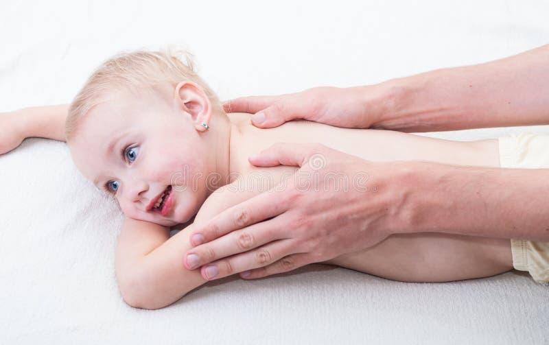 massage image libre de droits