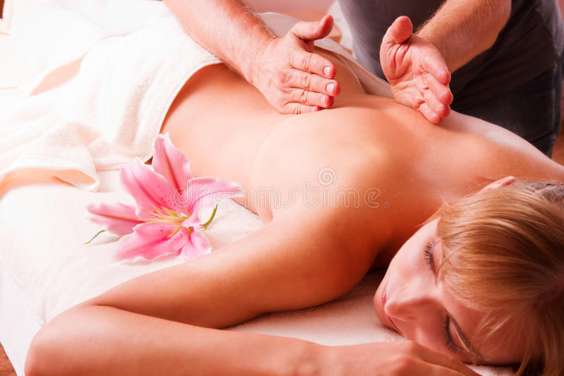 Download Massage Body Royalty Free Stock Image - Image: 26493426