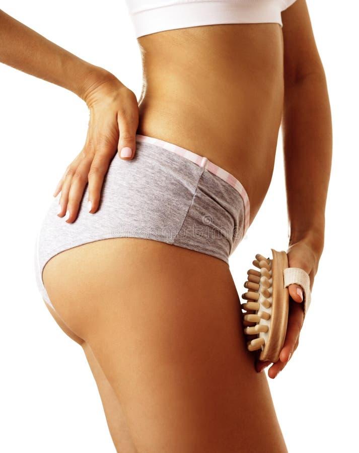 Download Massage. Getting slim stock image. Image of cellulite - 4834641