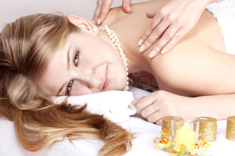Download Massage procedures stock photo. Image of aromatherapy - 13881248