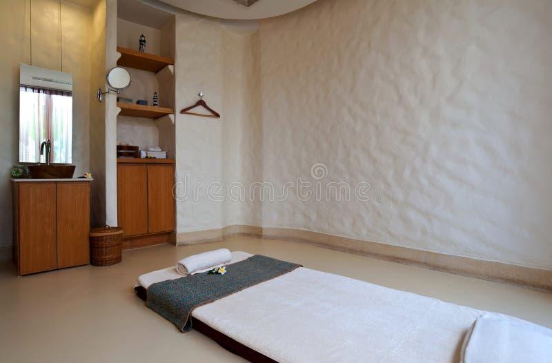 Massage Room 1 Royalty Free Stock Photo