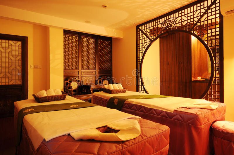 Download Massage room stock photo. Image of indoors, asians, lighting - 12986474