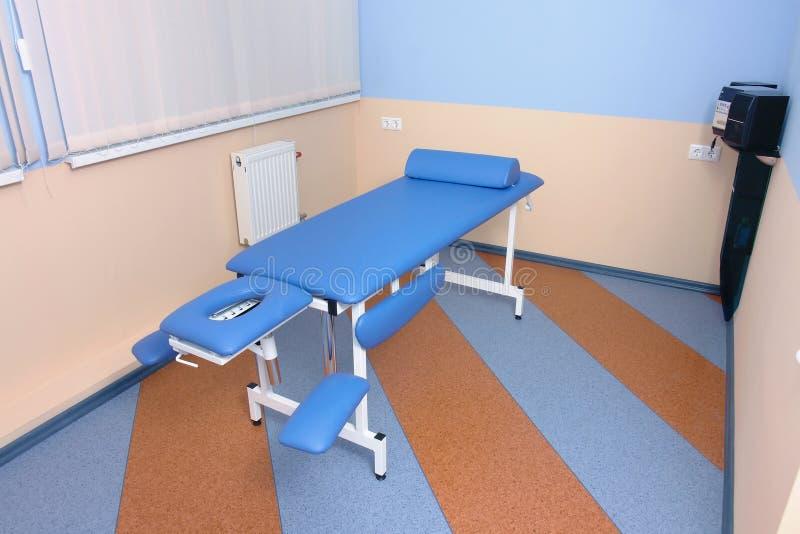 Massage Room Interior Stock Photography