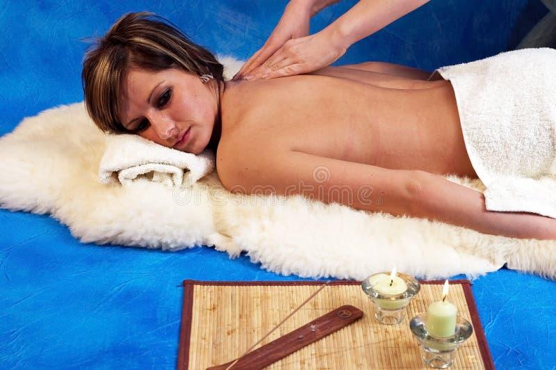 Massage Of Shuolder Royalty Free Stock Image