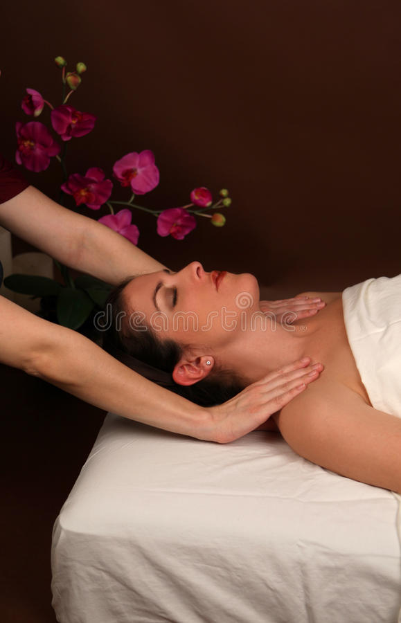 massage spa στοκ φωτογραφίες