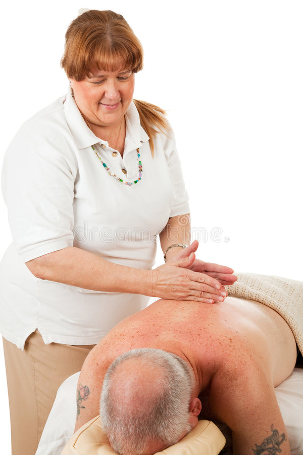 Download Massage Therapy stock image. Image of hair, pushing, pressure - 7863781