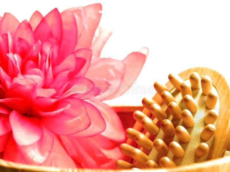 massagehjälpmedel royaltyfri bild