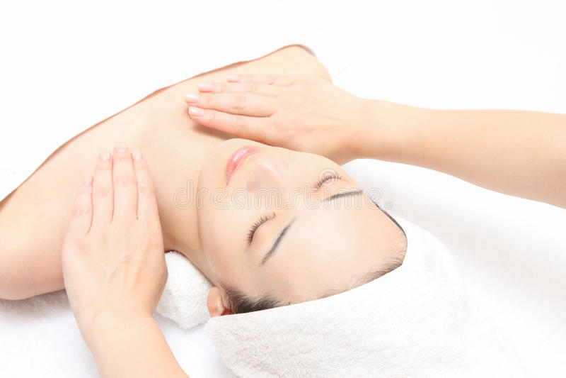 Massagem imagens de stock royalty free