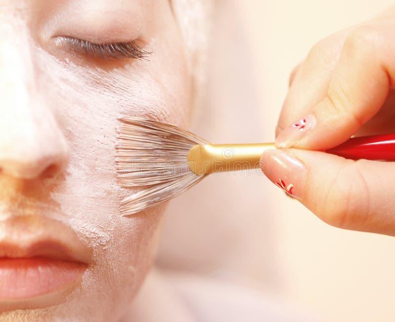 Massagem de face
