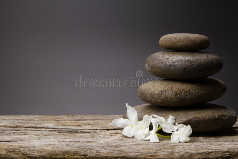 Massagem e termas fotografia de stock