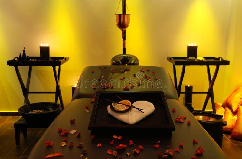 Massageraum luxus  Massageraum stockbild. Bild von luxus, alternative, beleuchtung ...