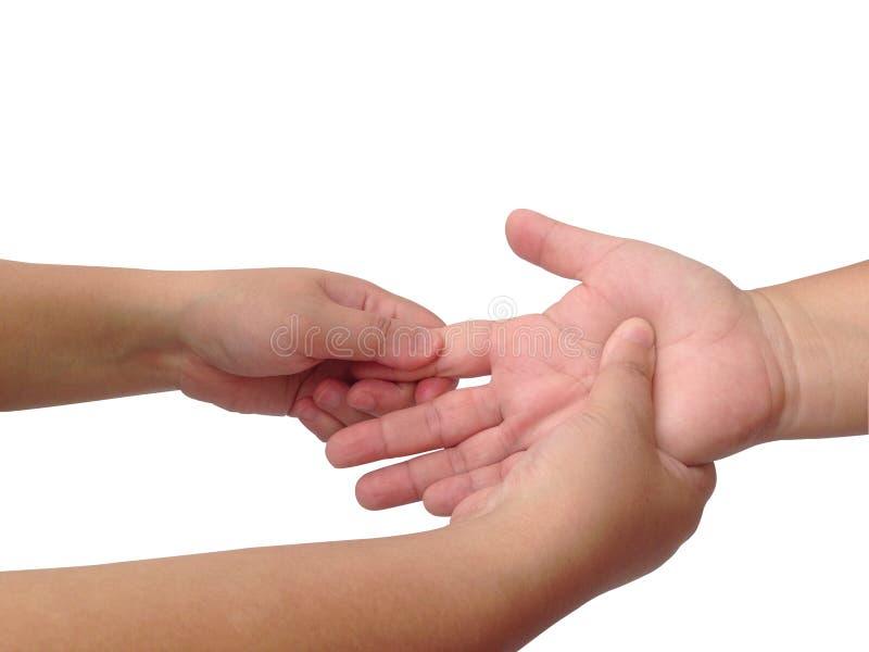 Massageterapeut för hälsa royaltyfri foto