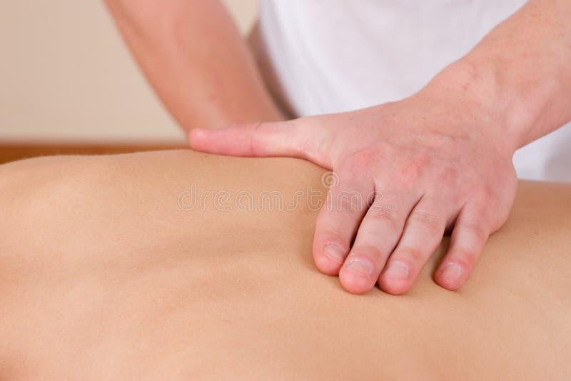 Massaggio #17 fotografie stock