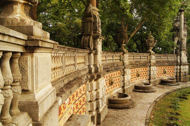 Massandra park zdjęcia royalty free