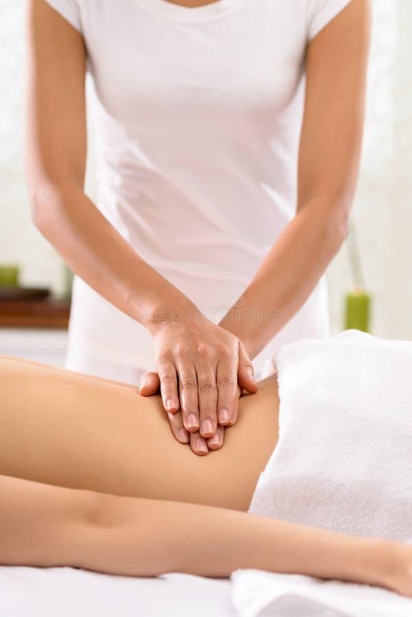 masseur imagens de stock