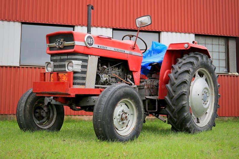 Massey Ferguson 165 Agricultural Tractor stock photos