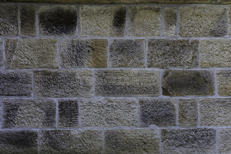 Massieve muur stock afbeeldingen