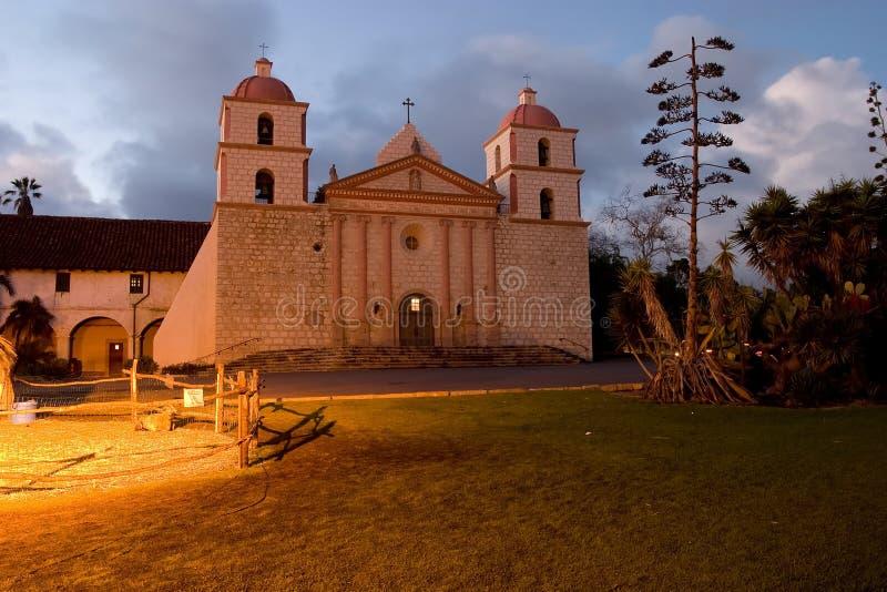 Massion Santa Barbara royalty free stock images
