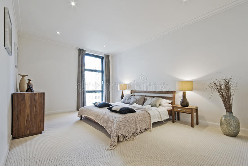 Download Massive bedroom stock image. Image of modern, bedroom - 11470579