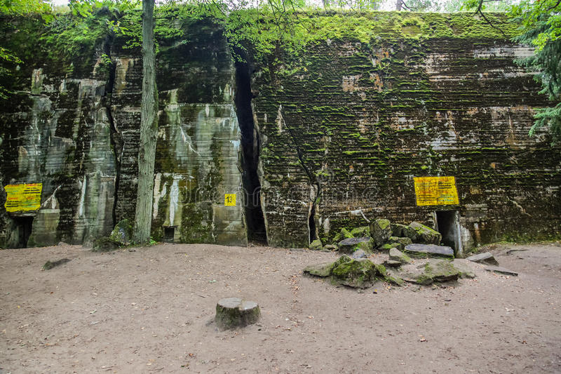 Download Massive Bunker At Wolfsschanze Stock Images - Image: 31196104