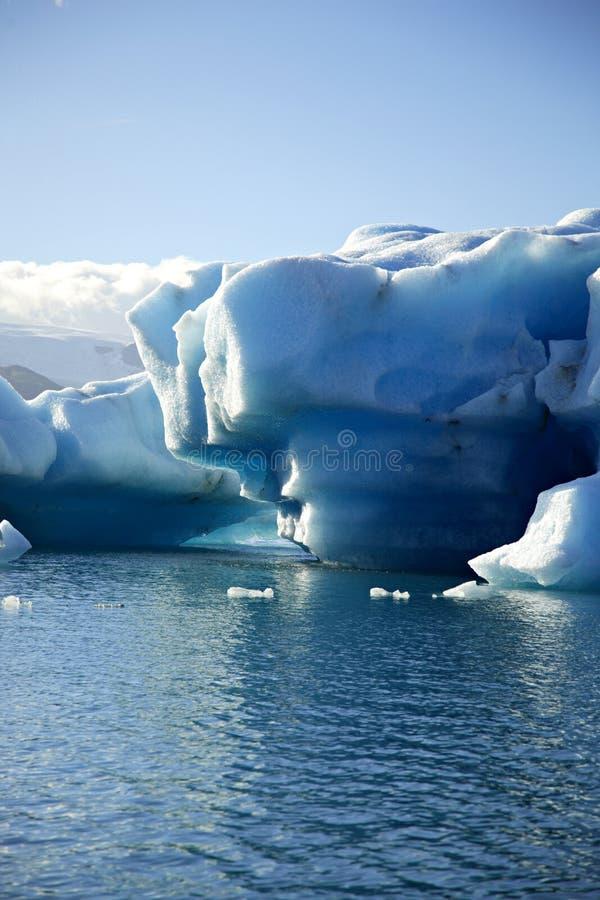 massivt isberg royaltyfria foton
