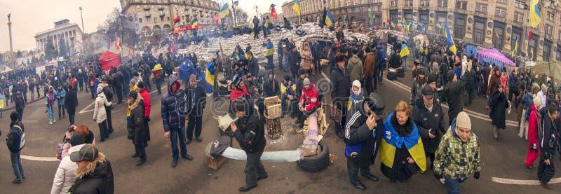 Massprotest mot denryss ukrainarekursen Presiden arkivfoton