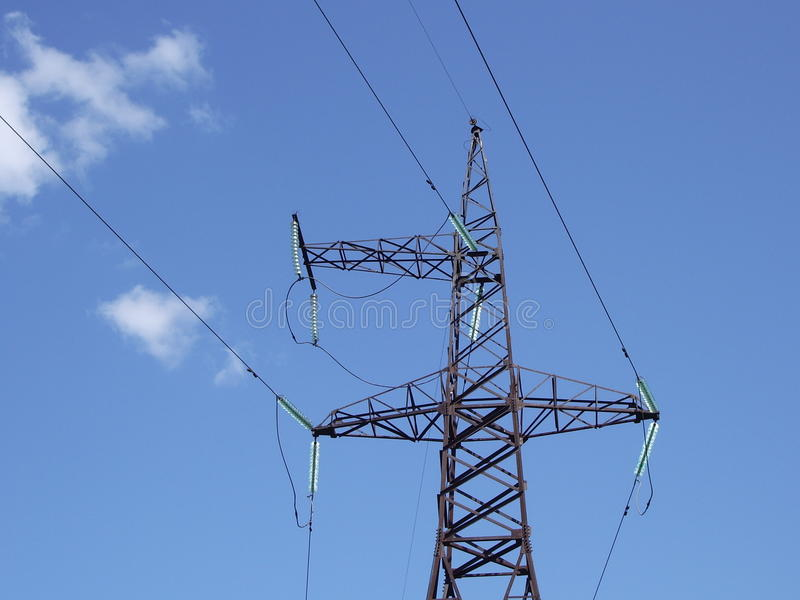 Download Mast stock photo. Image of blue, energy, electricity - 10770878