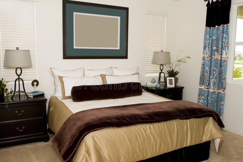 Download Master Bedroom Royalty Free Stock Images - Image: 9608719
