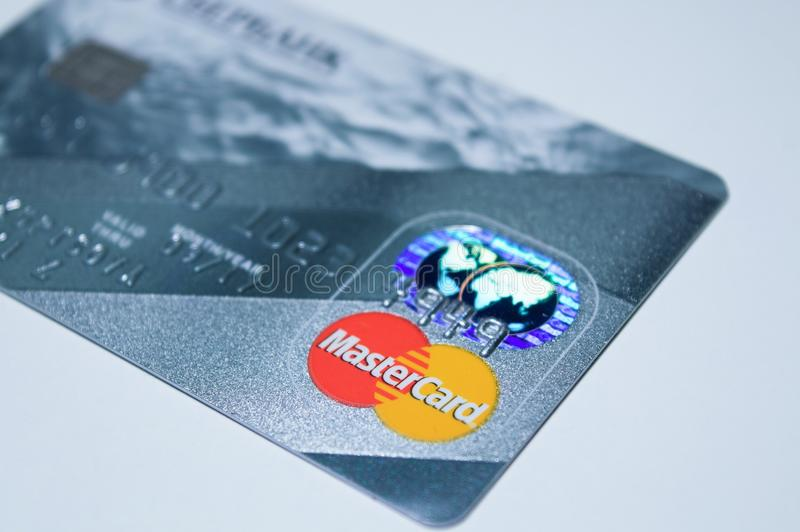 Master Card Debit Card stock images