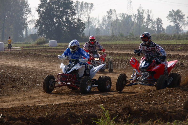 Download Master quad 2009 editorial stock photo. Image of race - 11210328