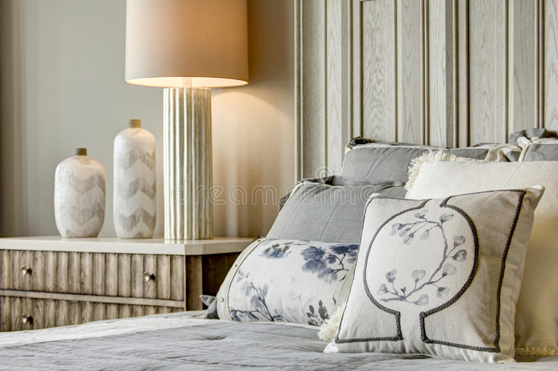 Master Suite Detail stock images