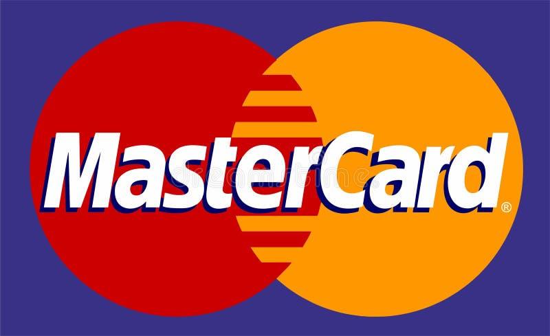 Mastercard stock illustratie