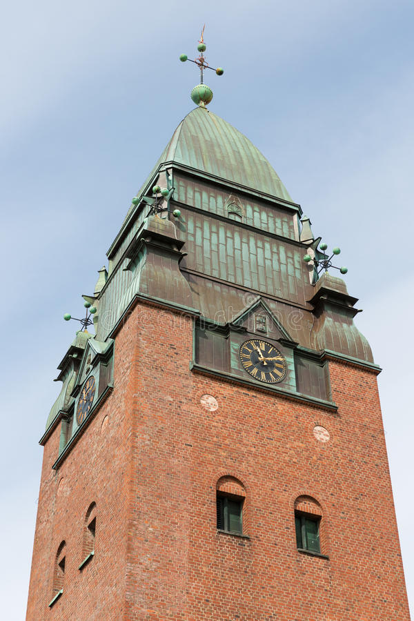 Masthuggskyrkan kyrka på Goteborg, Sverige arkivfoto