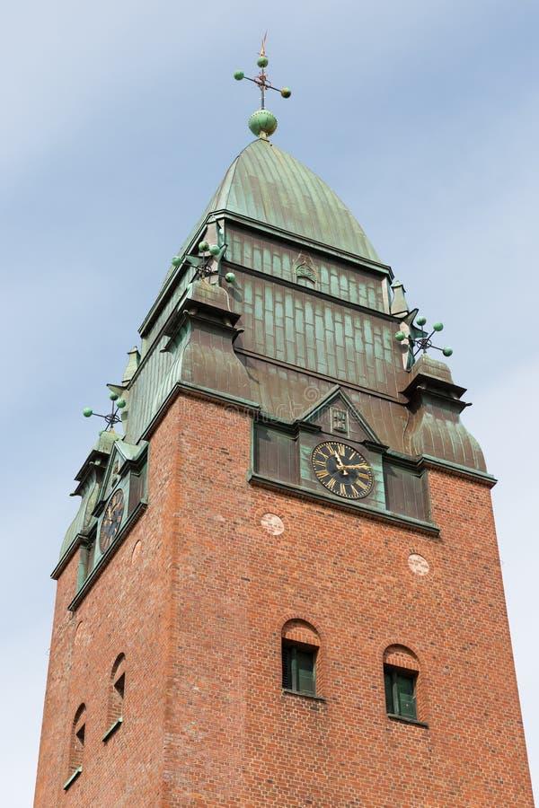 Masthuggskyrkankerk in Goteborg, Zweden stock foto
