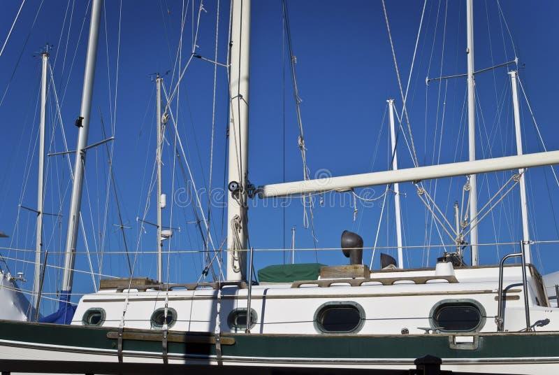 Masts Stock Photography